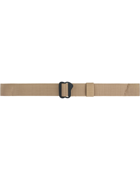 Desert Tan ACU Belt with Flat Buckle