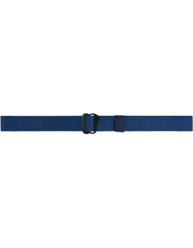 Navy Blue ACU Belt with Flat Buckle