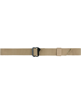 SR Tan ACU Belt with Flat Buckle