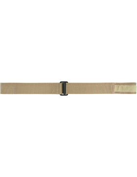 SR Tan ACU Belt with Slide Buckle