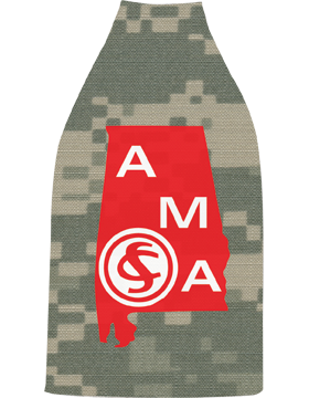 BH-AMA-001, Bottle Hugger, Alabama Military Academy