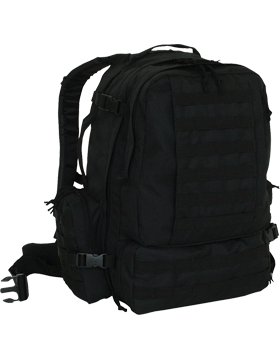 Advanced 3-Day Combat Pack Black 56-461