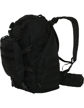 Advanced Expeditionary Pack Black 56-501