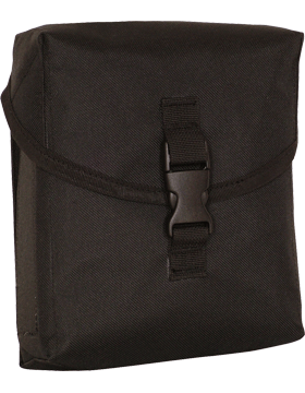 SAW Ammo Pouch Molle Black 56-781