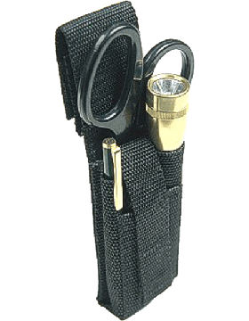 EMT Mini Lite/ Knife/ Scissor Pouch Black BLK-R/0012