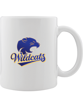 Beverlye Wildcats Coffee Mug