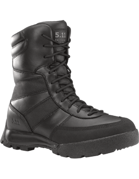 Black HRT Urban Waterproof Boot 11001