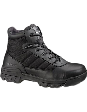 Black Leather Tactical Sport Boot 2262