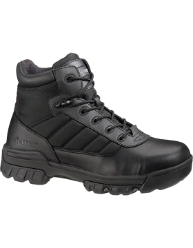 Black Side Zip Composite Toe Boot 2264