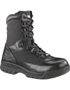 Bates Black Steel Toe Side Zip Boot 2320