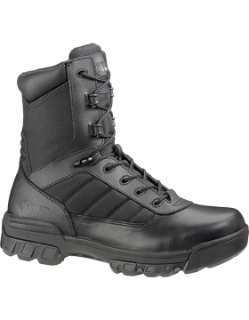 Women's Bates Tactical Sport Boot with Zipper Black 2700