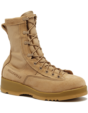 Hot Weather Steel Toe Flight Boot 330DST