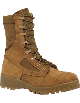 Belleville Hot Weather Steel Toe Combat Boot