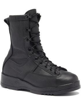 Waterproof Black Steel Toe Flight/Flight Deck Boot 800ST