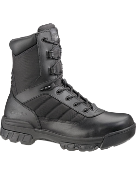 Bates Tactical Sport Boot with Zipper Black 2261