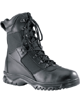 Depot Special Forced Entry Tactical Black Boot Waterproof 5052