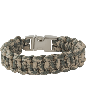 Cobra Weave 550 Paracord Bracelet with Buckle small