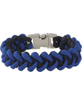Jaw Bone Weave 550 Paracord Bracelet with Buckle
