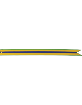 BS-RC14A-3' Green Yellow and Blue (Specify Emb)