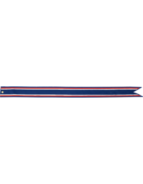 BS-RC25A-3' Blue Red White and Blue  (Specify Emb)