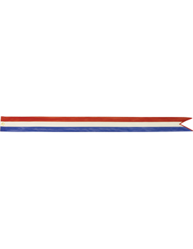 BS-RC07B-2' Red White and Royal (Specify Emb)