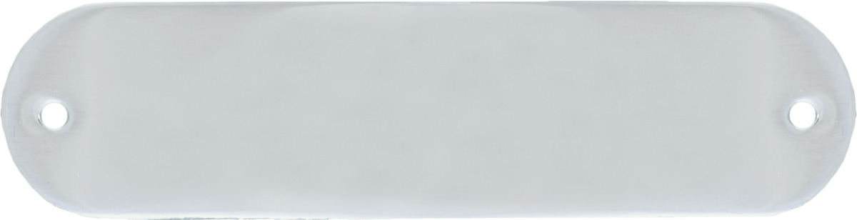 Campaign Sterling Silver Band (Specify Emb) (Guidon Pole)