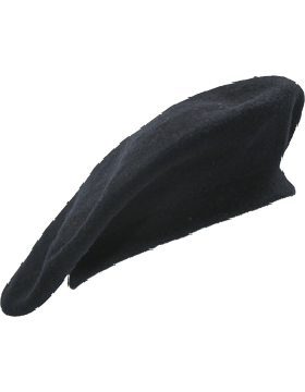 Adjustable Beret without Sweatband