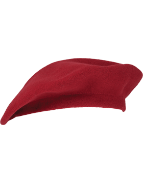 One Size Fits Most Beret without Sweatband, BT-C | US Military