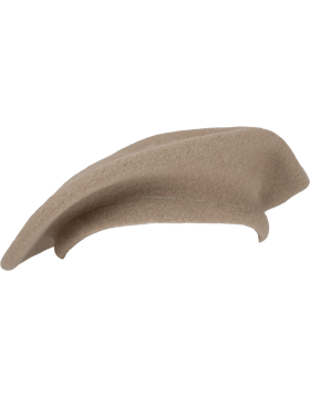 One Size Fits Most Beret without Sweatband, BT-C