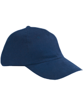 BX008 Big Accessories 5-Panel Brushed Twill Unstructured Cap