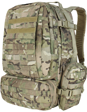 3 Day Assault Pack 125