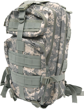 Compact Assault Pack 126