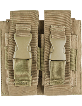 Molle Double Flash Bang Pouch