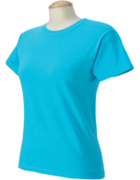 Comfort Colors Ladies 5.4 oz. Ringspun T-Shirt C3333