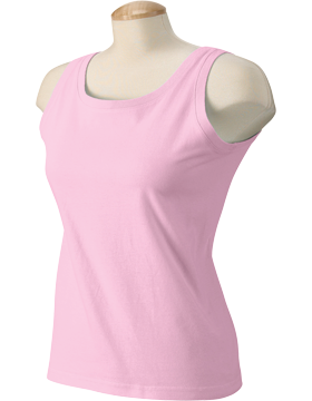 Comfort Colors 5.4 oz. Ladies Ringspun Tank C4056 Blossom