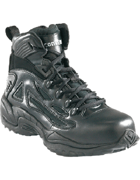 Rapid Response Safety Toe Boot with Zipper C8674