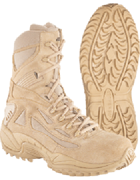 Converse Side Zip Tactical Boot C8895