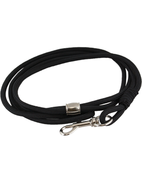 Shoulder Cord (CD-Q102) Black Pistol Lanyard without Braid
