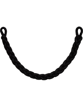 Shoulder Cord (CD-SK/A102) Black Single Shakos