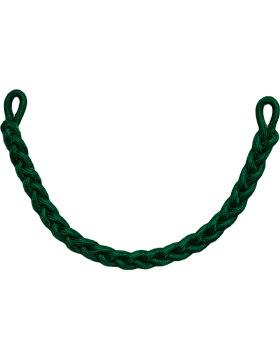 Shoulder Cord (CD-SK/A105) Kelly Green Single Shakos