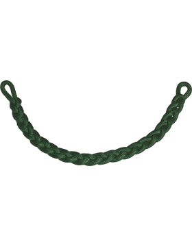 Shoulder Cord (CD-SK/A112) Dark Green Single Shakos