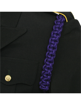 Shoulder Cord (CD-ZA110) Purple 1 Strap with No Tip