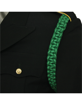 Shoulder Cord (CD-ZA120) Bright Green 1 Strap with No Tip