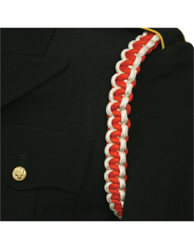 Shoulder Cord with Braid No Tip (Two Color)