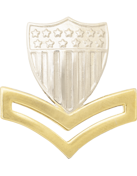 CG-203 2nd Class Petty Officer Collar Device Coast Guard