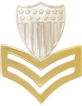 CG-204 1st Class Petty Officer Collar Device Coast Guard