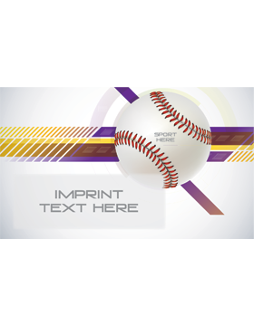 Custom Banner Baseball (Specify Design)