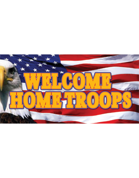 Custom Military Banner (Specify Design)