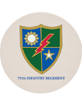 Coaster 75th Infantry Regiment