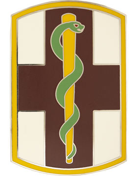 0001 Medical Bde BCT Unit Identification Badge (D-P0001F)